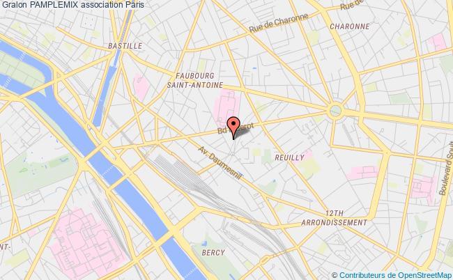plan association Pamplemix Paris