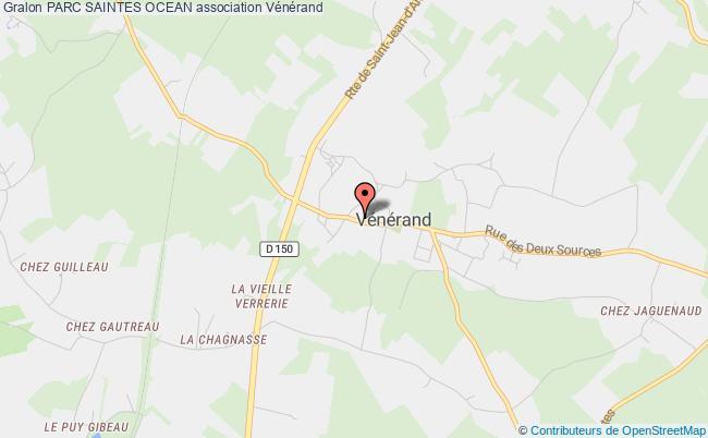 plan association Parc Saintes Ocean Saintes