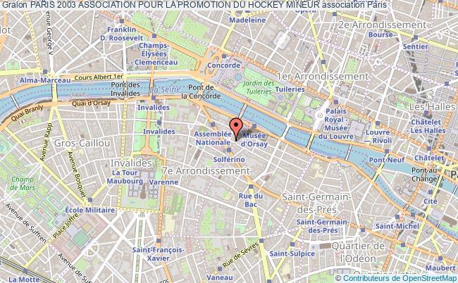 plan association Paris 2003 Association Pour La Promotion Du Hockey Mineur