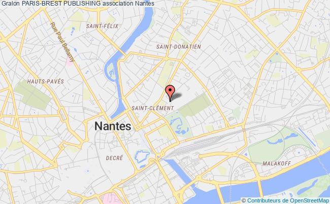 plan association Paris-brest Publishing