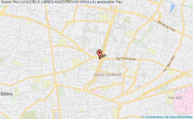 plan association Pau Logiciels Libres Association (paulla) Pau