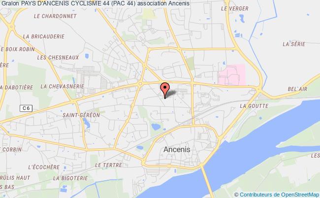 plan association Pays D'ancenis Cyclisme 44 (pac 44)