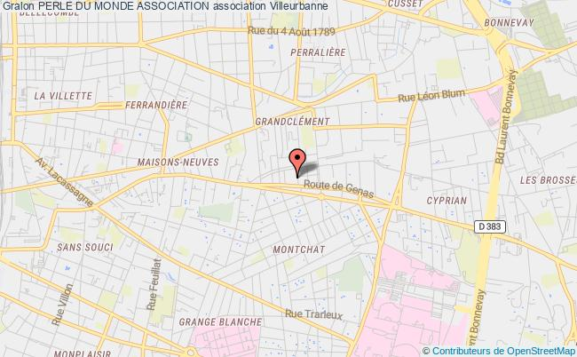 plan association Perle Du Monde Association
