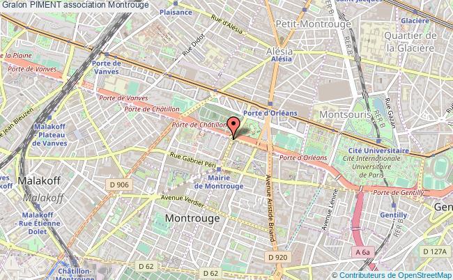 plan association Piment Montrouge