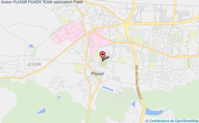 plan association Plaisir Poker Team Plaisir