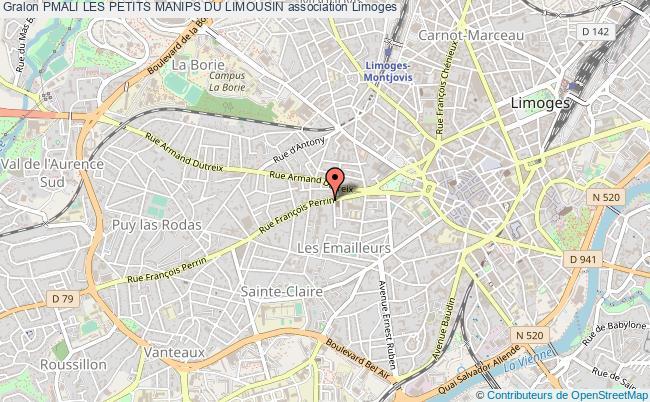 plan association Pmali Les Petits Manips Du Limousin