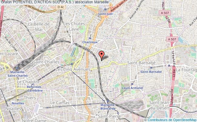 plan association Potentiel D'action Sud (p.a.s.)