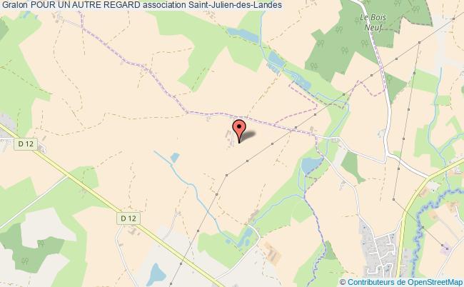 plan association Pour Un Autre Regard Saint-Julien-des-Landes
