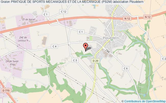 plan association Pratique De Sports Mecaniques Et De La Mecanique (ps2m)