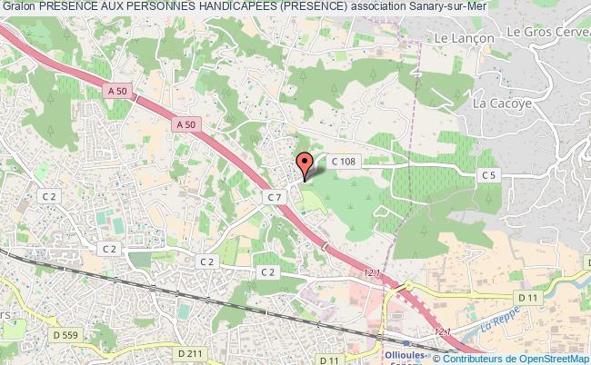 plan association Presence Aux Personnes Handicapees (presence)