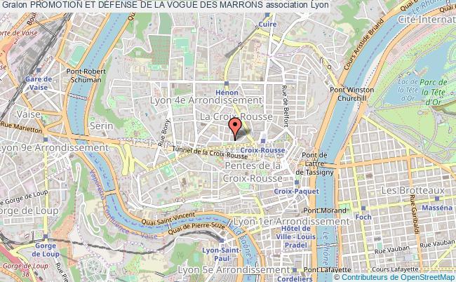 plan association Promotion Et DÉfense De La Vogue Des Marrons