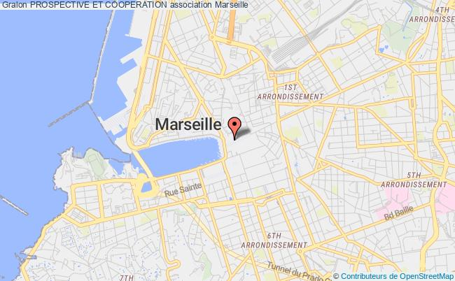 plan association Prospective Et Cooperation Marseille