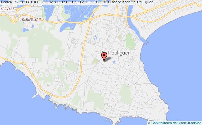 plan association Protection Du Quartier De La Place Des Puits