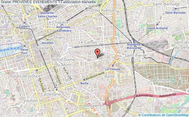 plan association Provence Evenements 13
