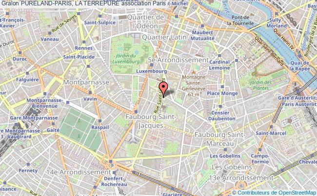 plan association Pureland-paris, La Terrepure