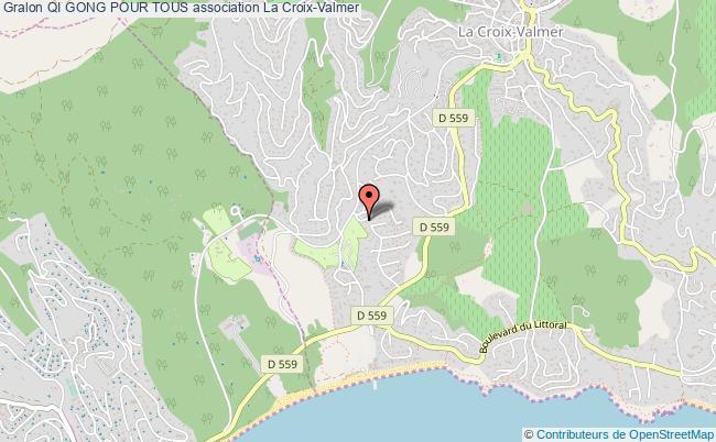 plan association Qi Gong Pour Tous