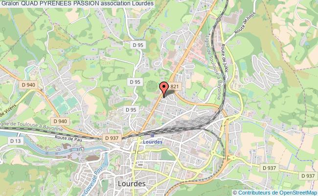 plan association Quad Pyrenees Passion