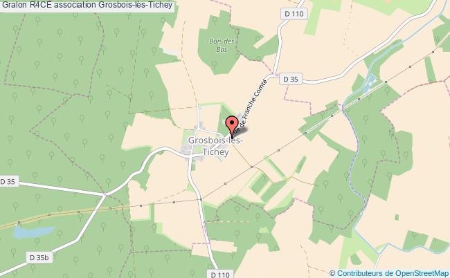 plan association R4ce Grosbois-lès-Tichey