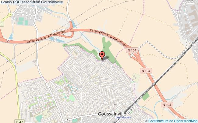 plan association Rbh Goussainville