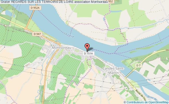 plan association Regards Sur Les Terroirs De Loire
