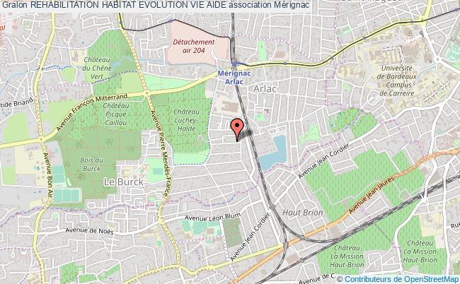plan association Rehabilitation Habitat Evolution Vie Aide