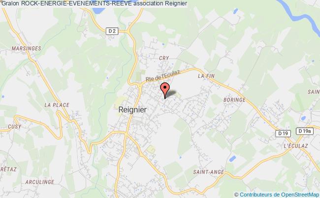 plan association Reignier-esery Evenements (reeve)