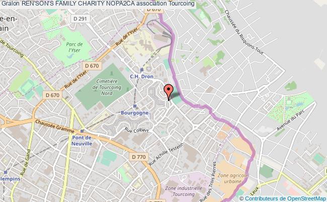plan association Ren'son's Family Charity Nopa2ca