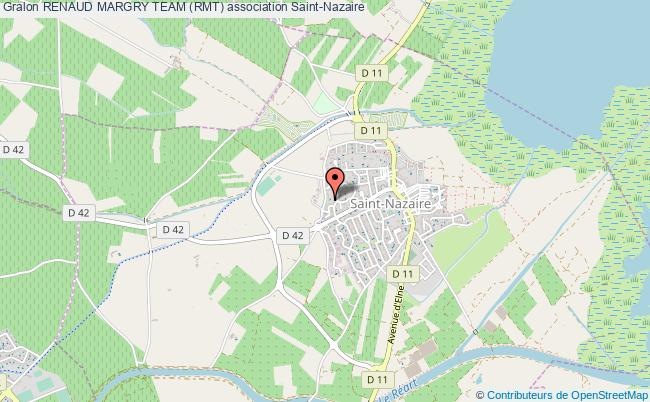 plan association Renaud Margry Team (rmt) Saint-Nazaire