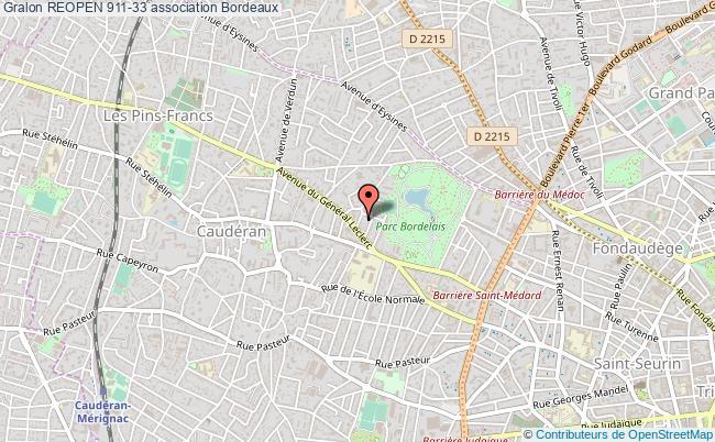 plan association Reopen 911-33 Bordeaux