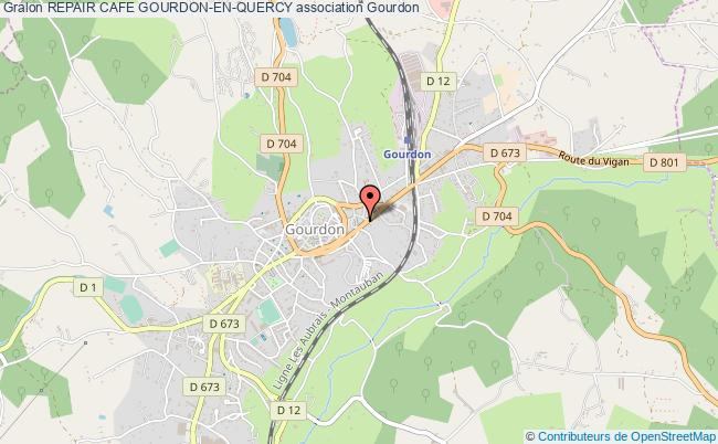plan association Repair Cafe Gourdon-en-quercy Gourdon