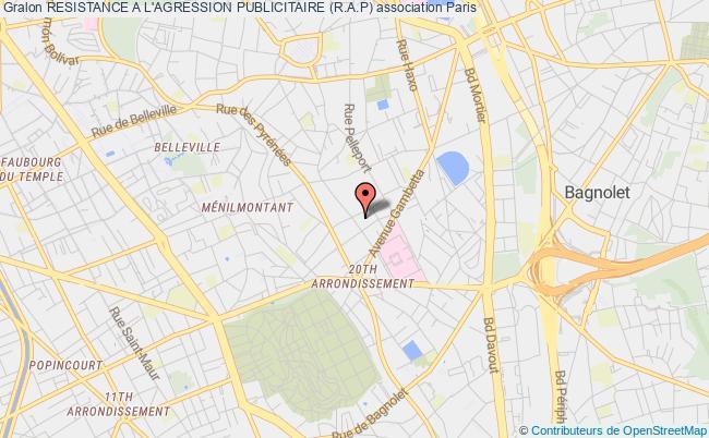 plan association Resistance A L'agression Publicitaire (r.a.p)