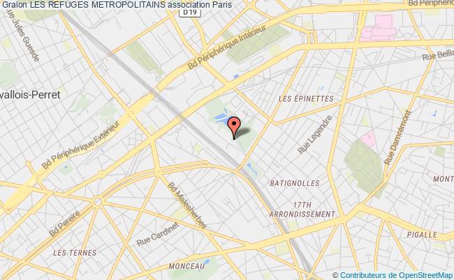 plan association RÉvolution De Paris