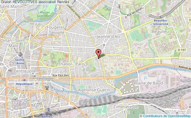 plan association Revolutives Rennes