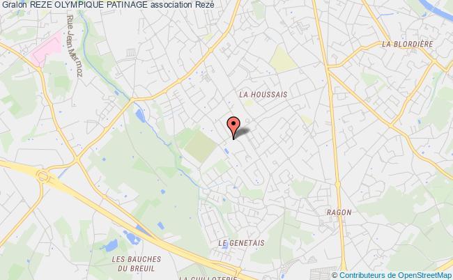 plan association Reze Olympique Patinage