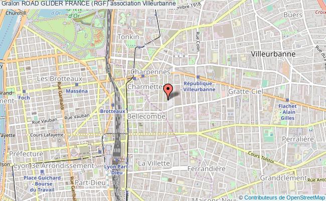 plan association Road Glider France (rgf)