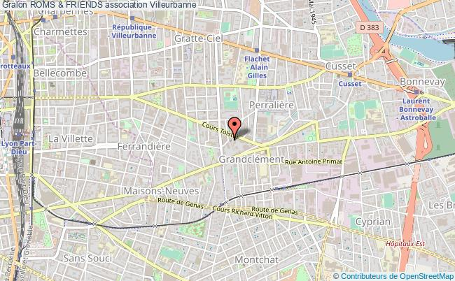plan association Roms & Friends
