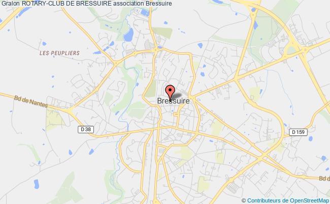 plan association Rotary-club De Bressuire