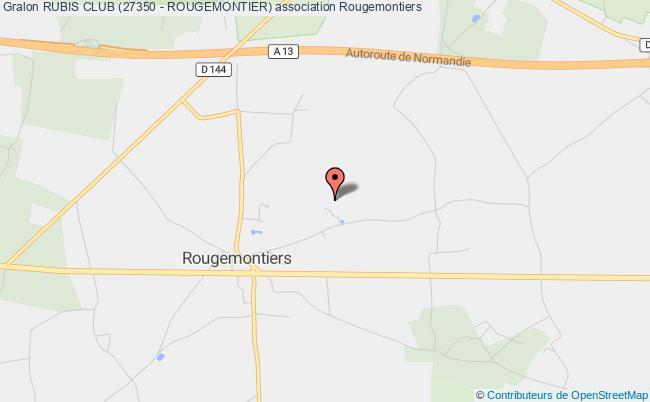 plan association Rubis Club Rougemontiers