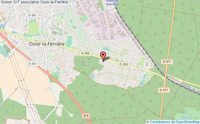 plan association S17 Ozoir-la-Ferrière