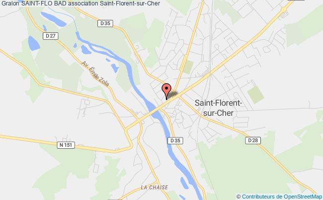 plan association Saint-flo Bad Saint-Florent-sur-Cher