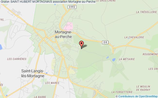 plan association Saint Hubert Mortagnais