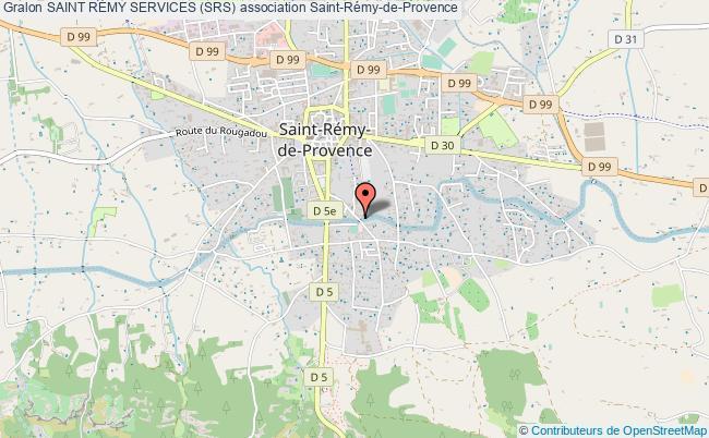 plan association Saint RÉmy Services (srs)