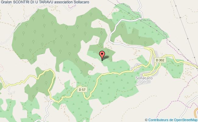 plan association Scontri Di U Taravu