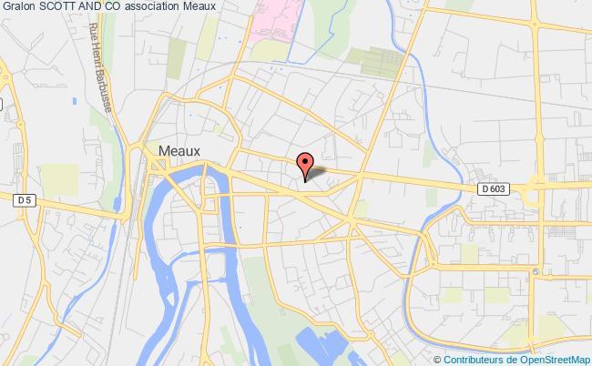 plan association Scott And Co Congis-sur-Thérouanne