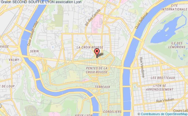 plan association Second Souffle Lyon