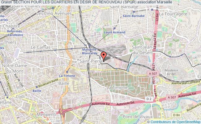 plan association Section Pour Les Quartiers En Desir De Renouveau (spqr)