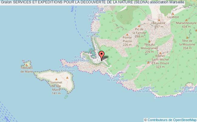 plan association Services Et Expeditions Pour La Decouverte De La Nature (sedna)