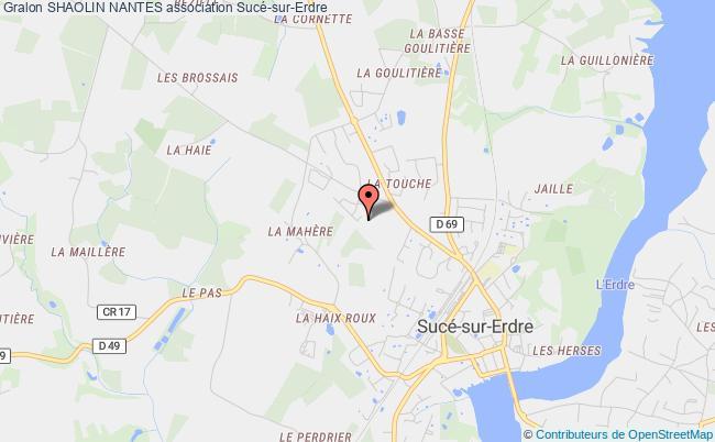 plan association Shaolin Nantes