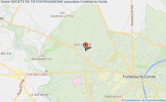 plan association Societe De Tir Fontenaisienne