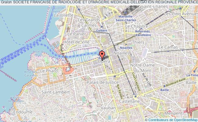 plan association Societe Francaise De Radiologie Et D'imagerie Medicale-delegation Regionale Provence Corse Mediterranee (sfr-paca Corse)